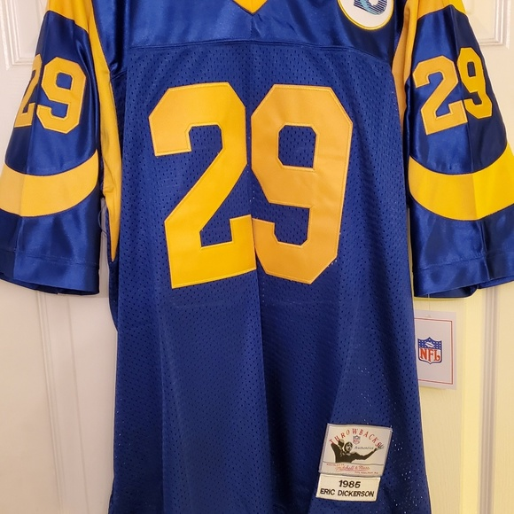 new products 65271 d6fcf New XL Rams Eric Dickerson Jersey NWT